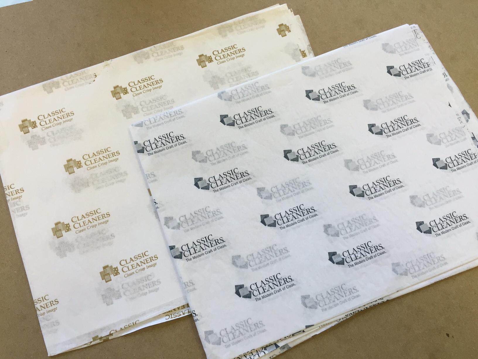Custom paper service