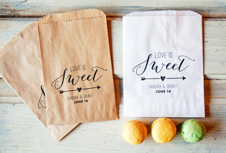 zincograph paper bags customized cookies bakery flexo